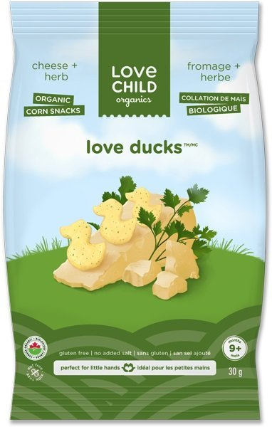 View larger image of Love Ducks - Cheese & Herb