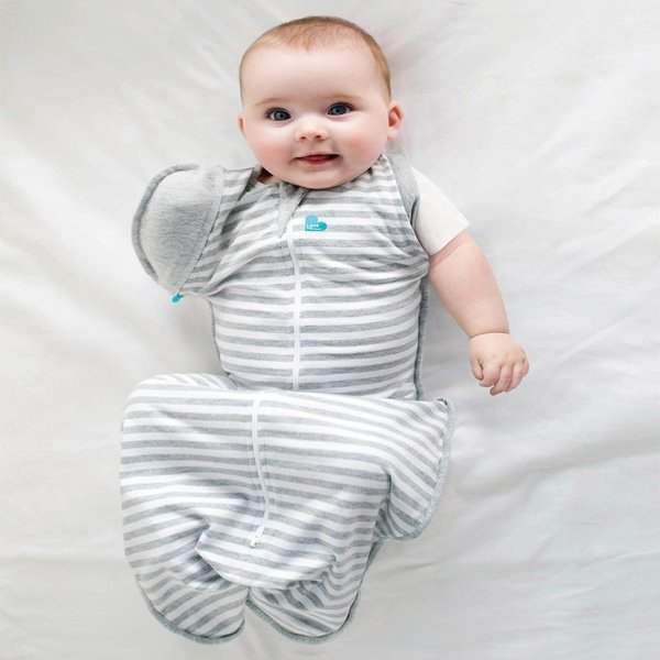 View larger image of Swaddle Up Transition Bag - Grey