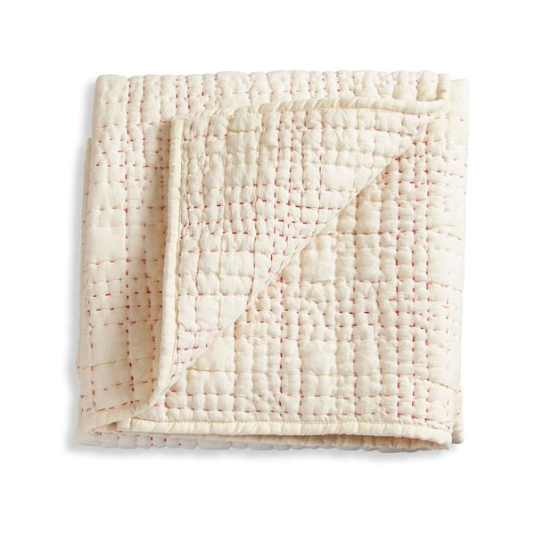 View larger image of Lovey Nursery Blanket-Petal