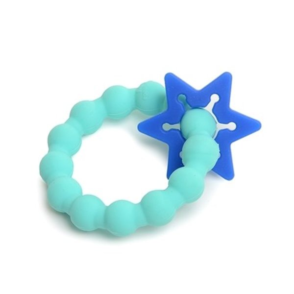View larger image of Lovey with Silicone Teether