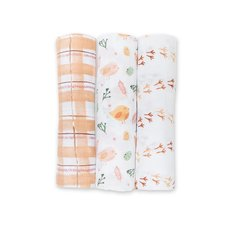 Bamboo Swaddles - 3 Pack