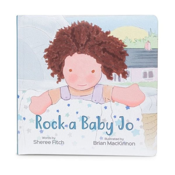 View larger image of Rock A Baby Jo Book