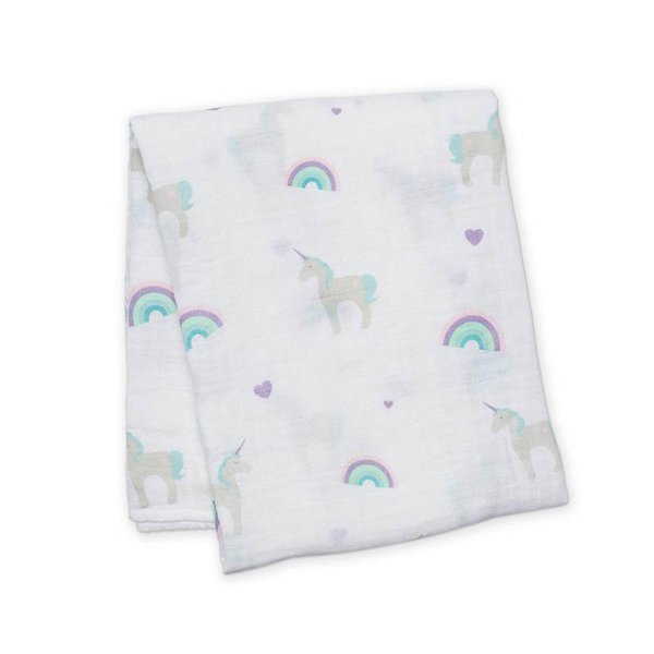 View larger image of Cotton Muslin Swaddle