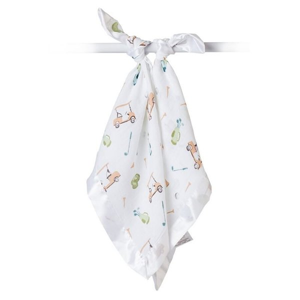 View larger image of Cotton Muslin Security Blankets