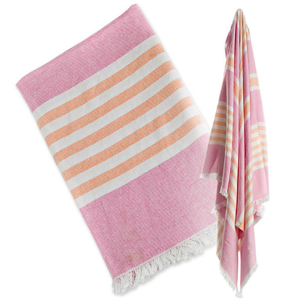 View larger image of Turkish Towels - Pink