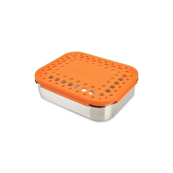 View larger image of LunchBots - Duo - Orange Dot