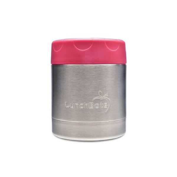 View larger image of LunchBots - Thermal - 8oz - Pink