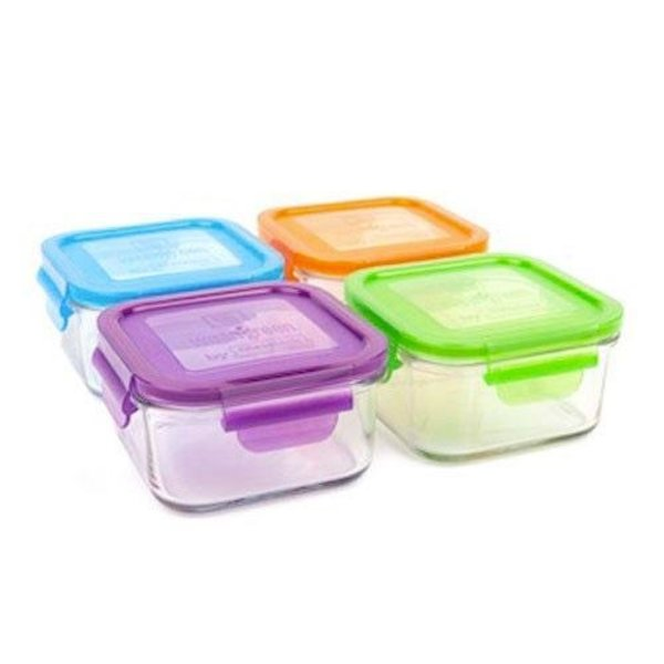 View larger image of 16oz Lunch Cube - Garden - 4 Pack