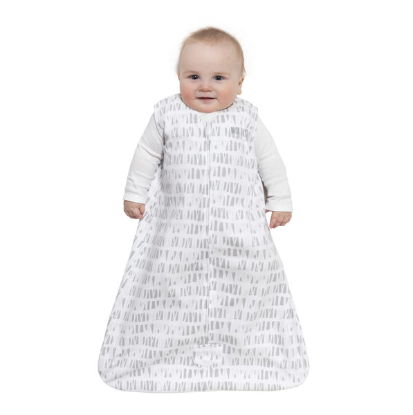 View larger image of SleepSack Blanket - 0.5T - Grey Triangles - M