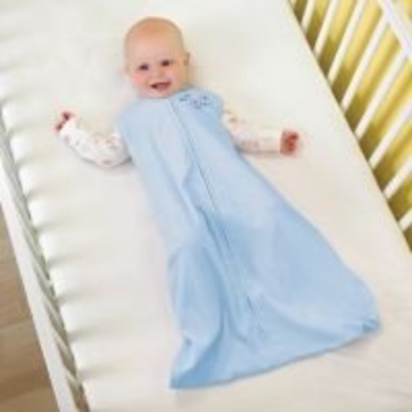 View larger image of Wearable Cotton Baby Blue - Md