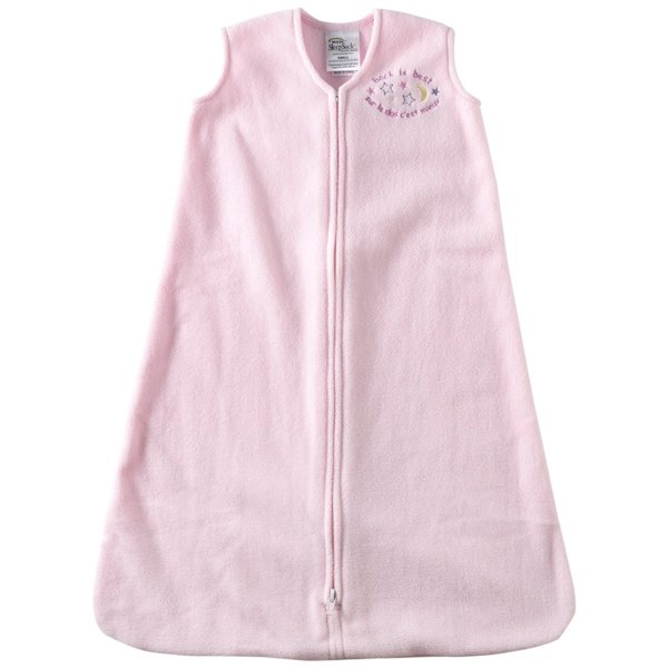 View larger image of SleepSack Fleece 1Tog - Pink - Medium
