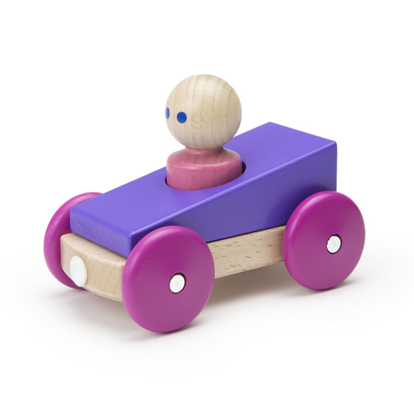 View larger image of Magnetic Racers Purple Racer