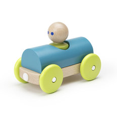Magnetic Racers Teal Racer
