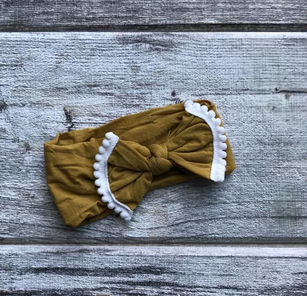 View larger image of Maguerite Headband - Yellow