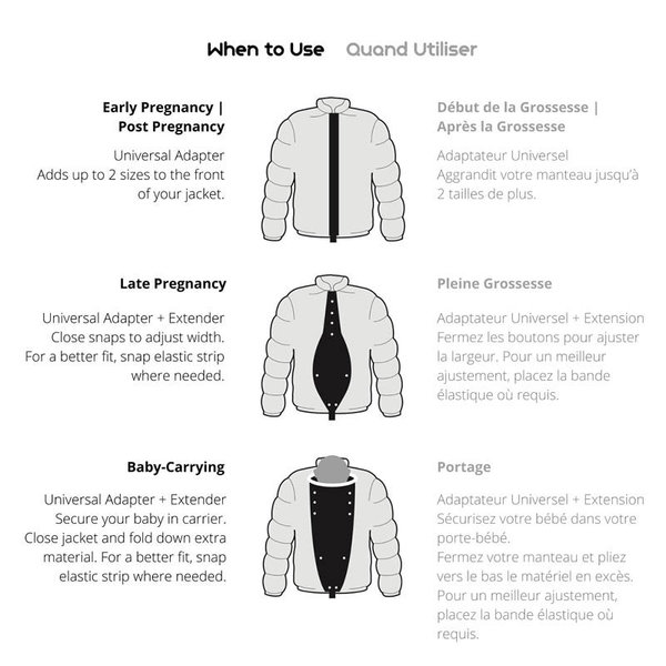 View larger image of Universal Jacket Extender