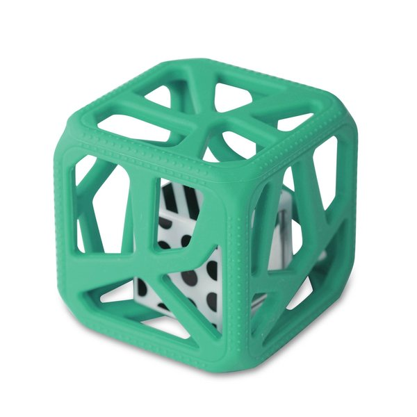 View larger image of Chew Cube - Turquoise