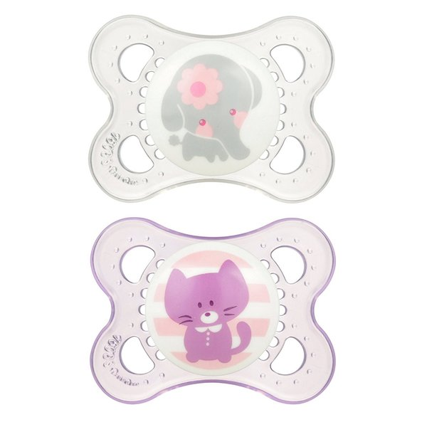 View larger image of Animals Pacifier - 0-6M
