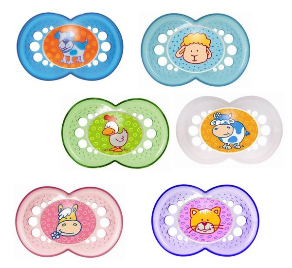 View larger image of Animals Pacifier - 6M+
