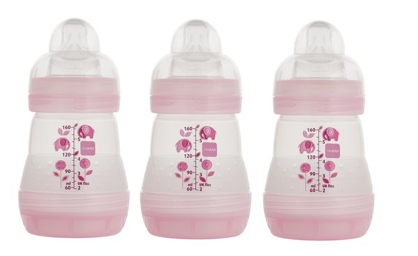 View larger image of Anti Colic Bottle 5oz-3pc