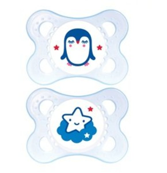 View larger image of Night Pacifier - 0-6m