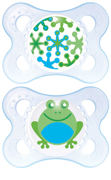 View larger image of Original Pacifiers 0-6m