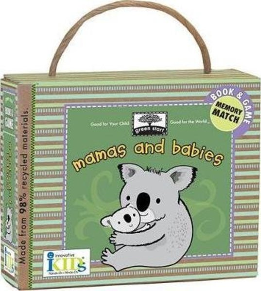 View larger image of Mamas & Babies Board Book