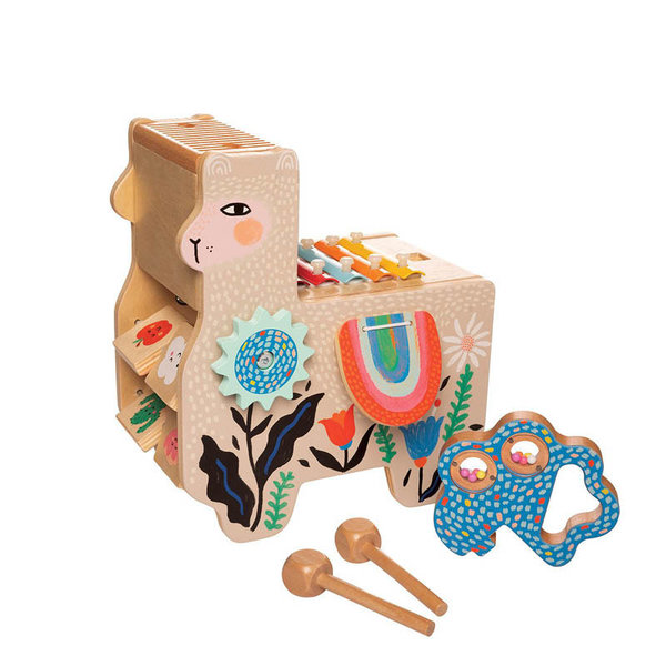 View larger image of Musical Animal Toy