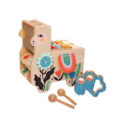 Musical Animal Toy
