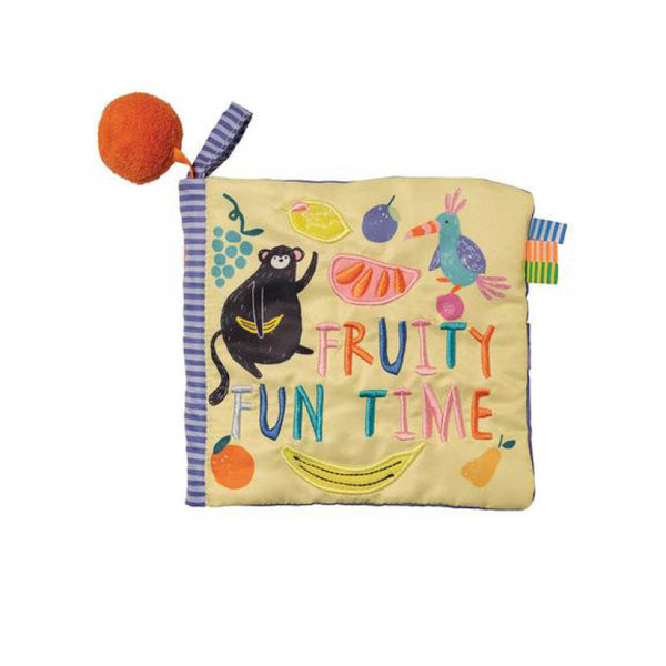 View larger image of Soft Book - Fruity Funtime