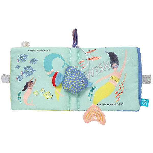 View larger image of Soft book & Mermaid Doll Gift Set