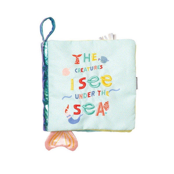 View larger image of Soft Book - Under The Sea