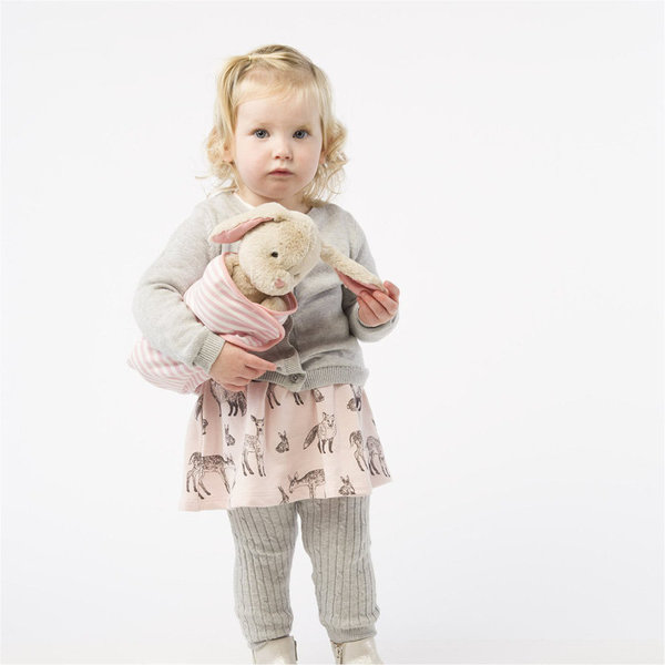 View larger image of Swaddle Baby Bunny Comfort Toy