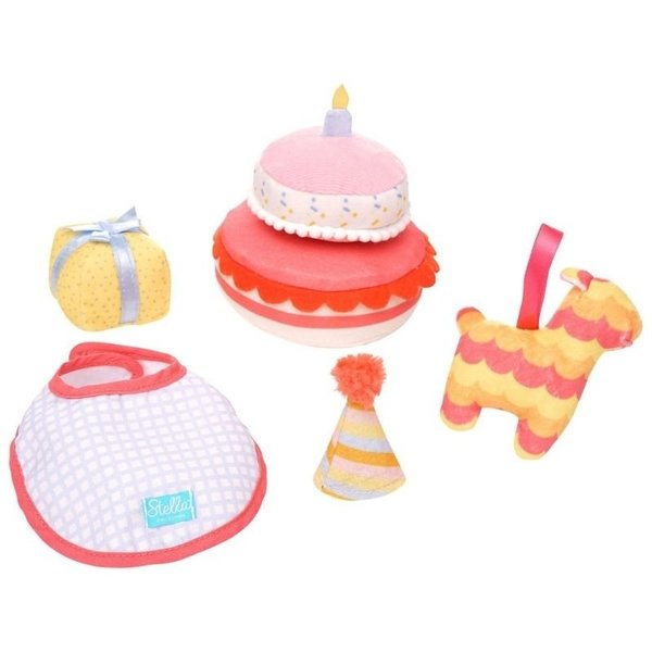 View larger image of Baby Stella Birthday Party Collection