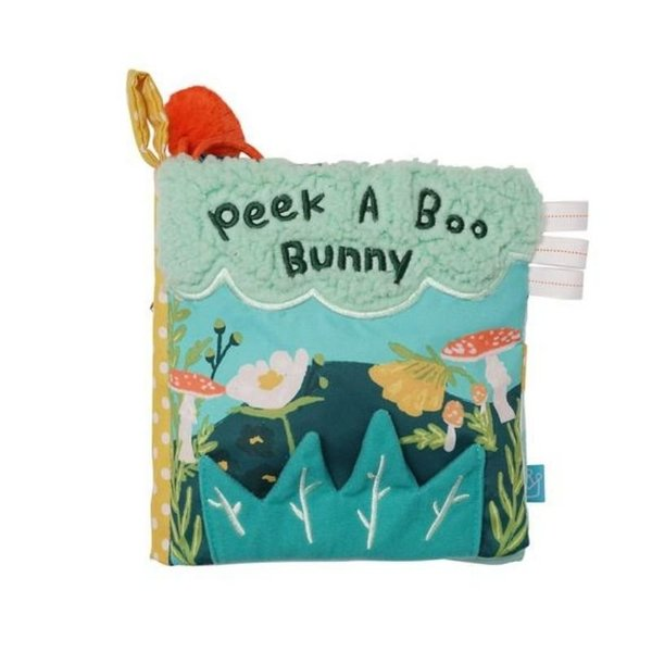 View larger image of Fairytale Peek-A-Boo Soft Baby Book