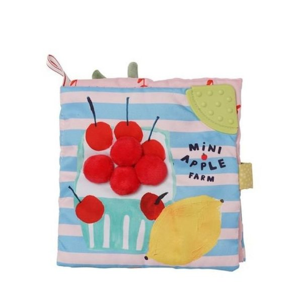 View larger image of Mini Apple Farm Soft Book