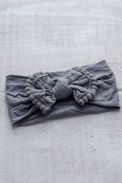 View larger image of Marguerite Headband - Graphite