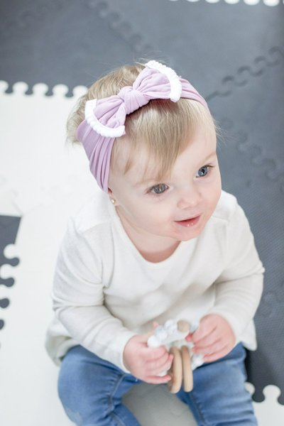View larger image of Marguerite Headband - Lilac