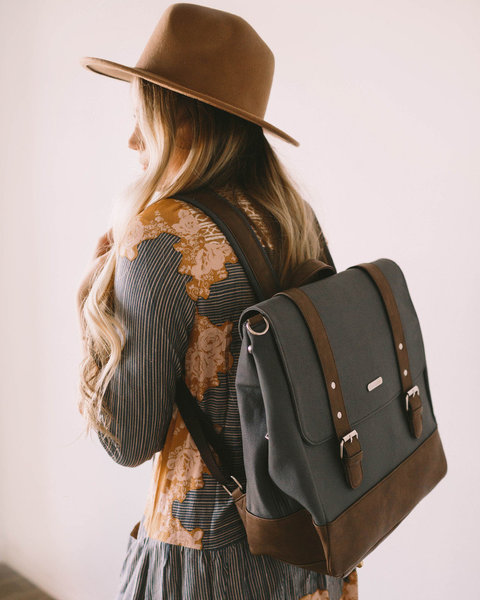 View larger image of Marindale Backpack - Obsidian