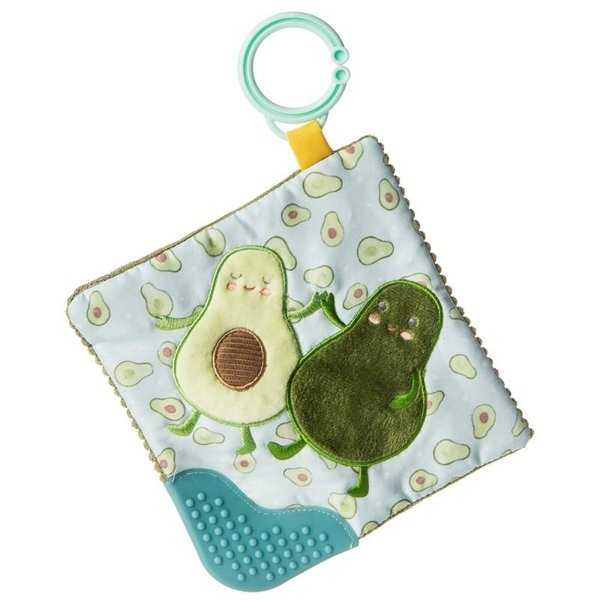 View larger image of Yummy Avocado - Crinkle Teether