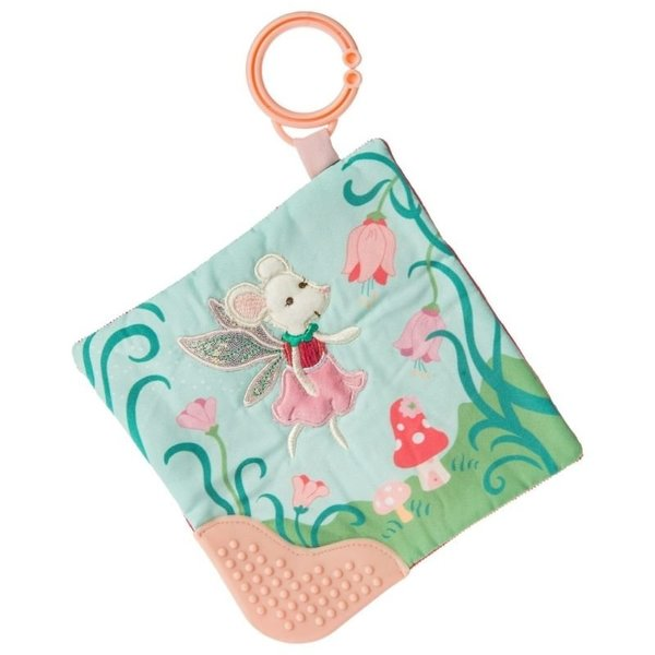 View larger image of Fairyland Mouse Crinkle Teether