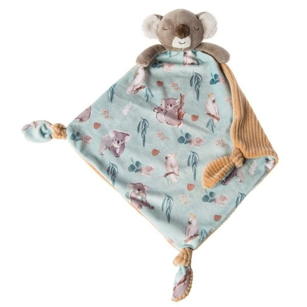View larger image of Little Knottie Blankets
