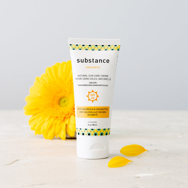 View larger image of Unscented Natural Sun Care Creme - 3oz