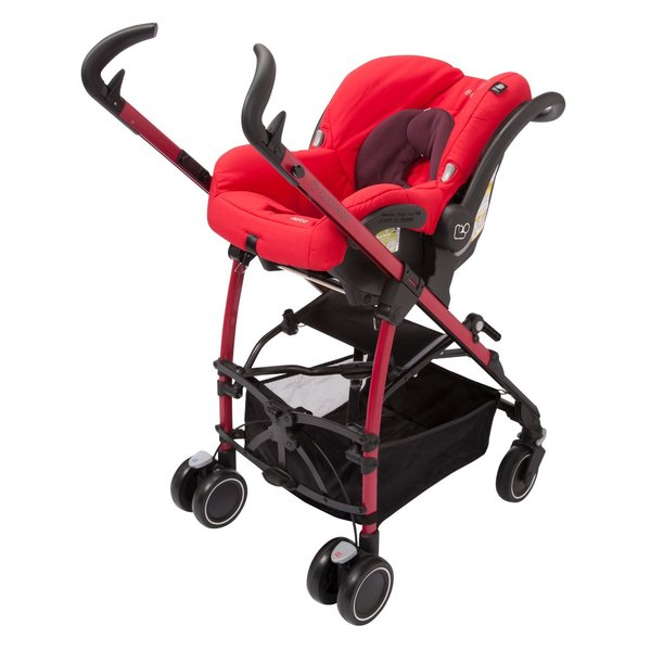 View larger image of Kaia Stroller - Grey
