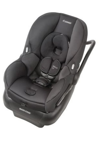 View larger image of Mico 30 Infant Car Seat - Black