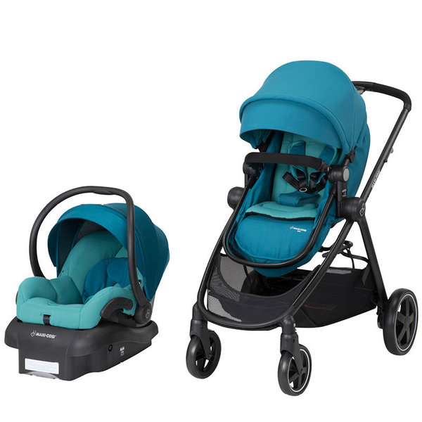 View larger image of Zelia 5-in-1 Modular Travel System