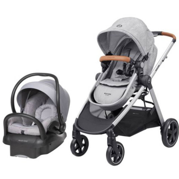 View larger image of Zelia Max 5-in-1 Modular Travel System