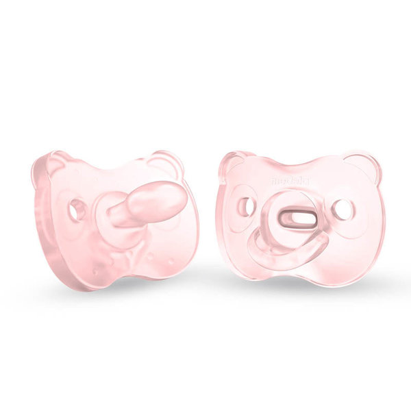 View larger image of Soft Silicone Pacifiers - 2 Pack