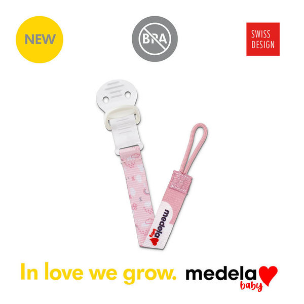 View larger image of Pacifier Clip Holder