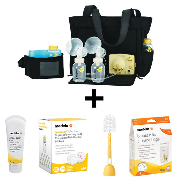 View larger image of Pump In Style Breast Pump Bundle