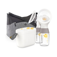 Pump In Style with MaxFlow Breast Pump